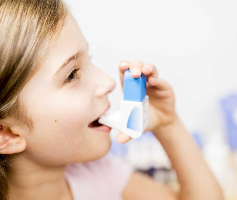 WINTERTIME TRIGGERS OF ASTHMA ATTACKS