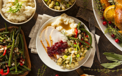 How to Build a Healthier Thanksgiving Plate