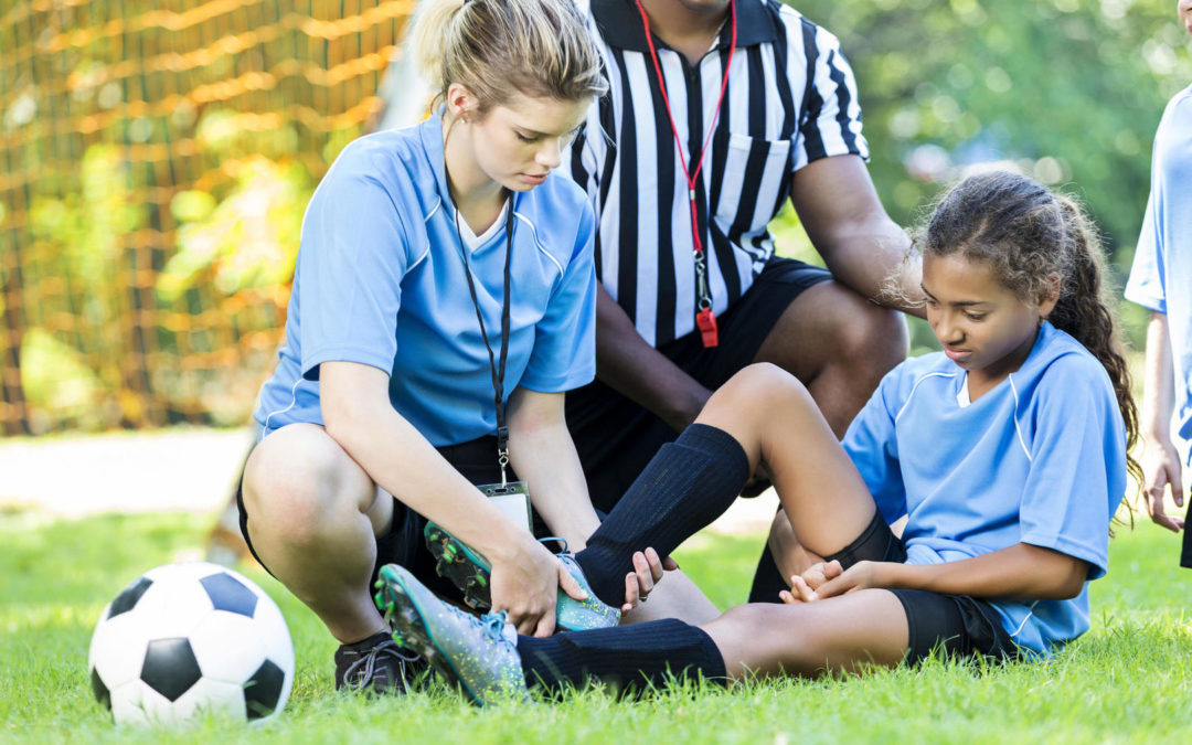 Protecting Kids from Sports Injuries