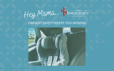 Carseat safety keeps moms moving