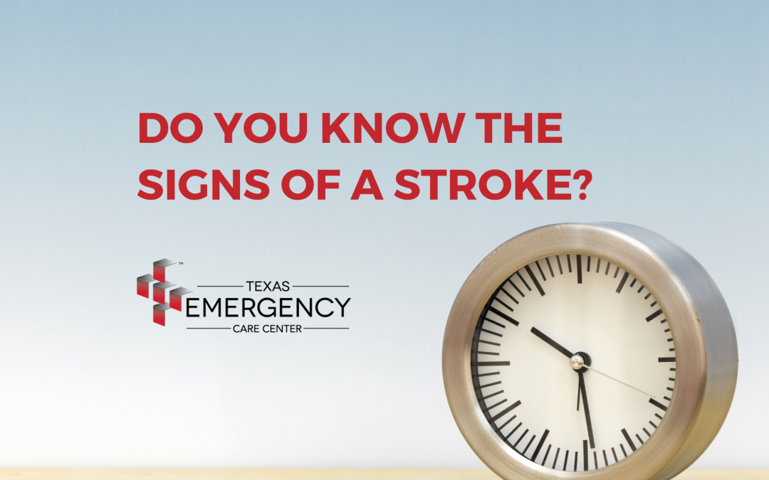 Learn how to spot a stroke